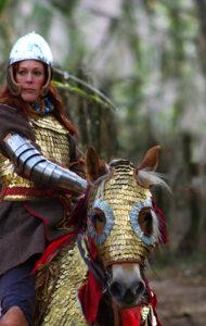 spectacle gaulois gladiateur cataphractaire
