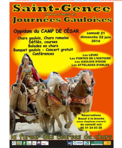 spectacle equestre gaulois 4