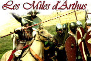 spectacle equestre medieval