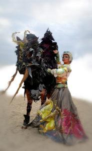 spectacle equestre medieval fantastique