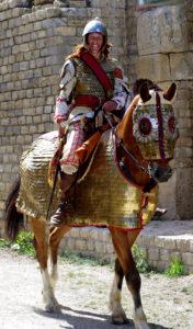 cavalerie romaine cataphractaire